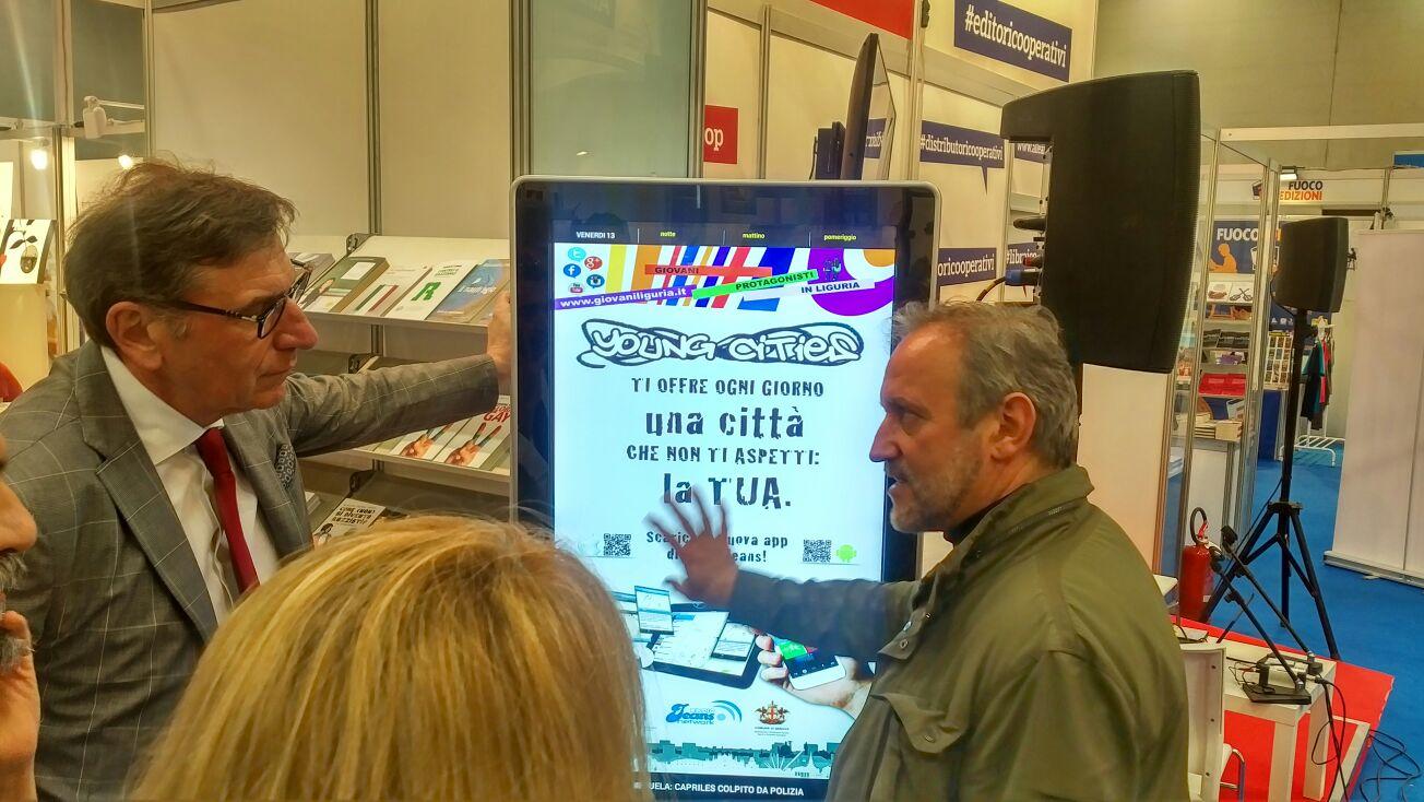 Tribucoop al Salone Internazionale del Libro di Torino