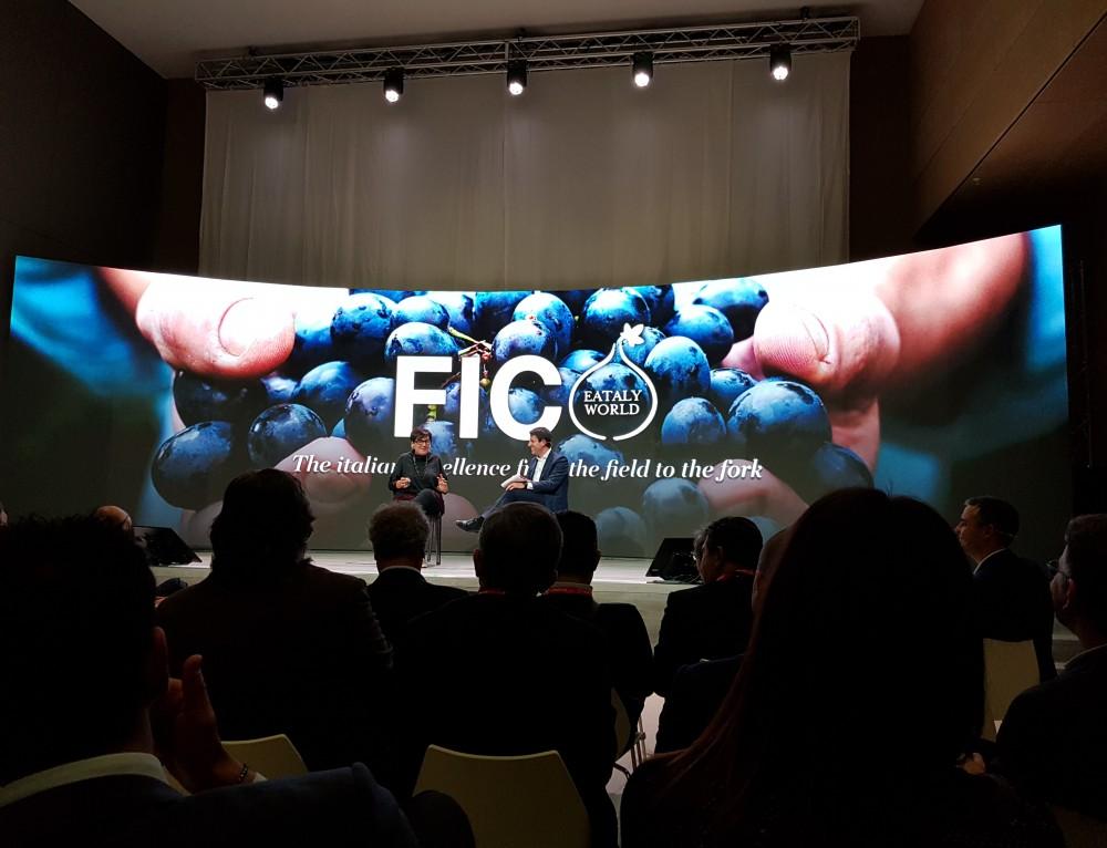 Vodafone Corporate organizza un evento esclusivo al parco agroalimentare più grande del mondo: FICO. Tribucoop fra gli invitati.