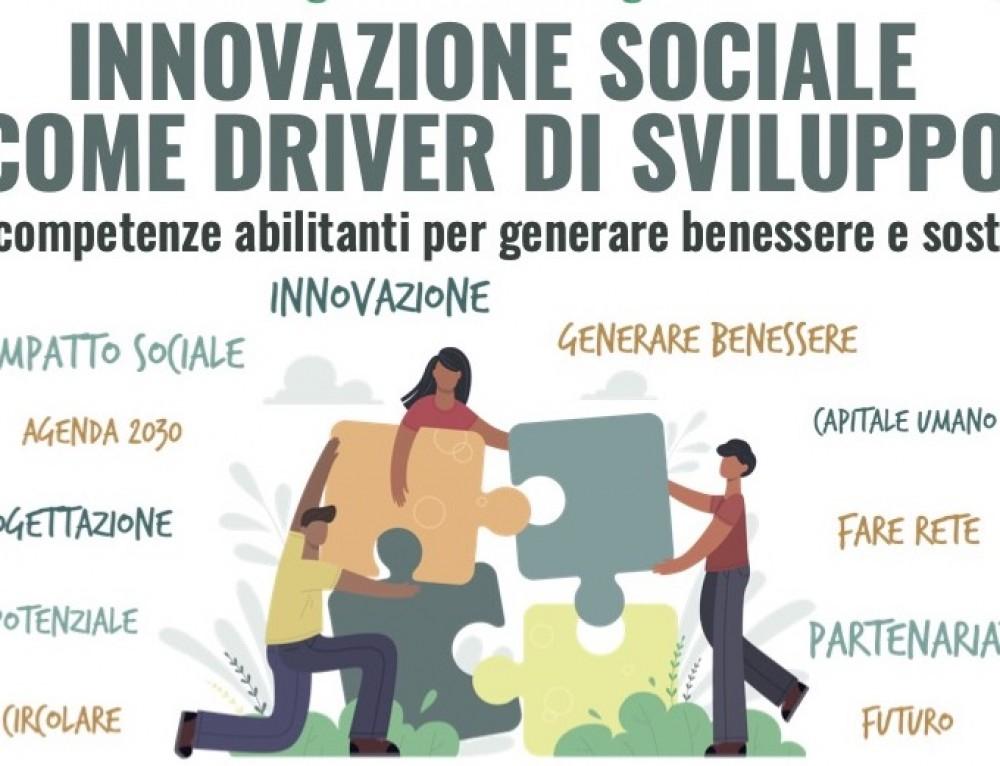 Innovazione sociale come driver di sviluppo